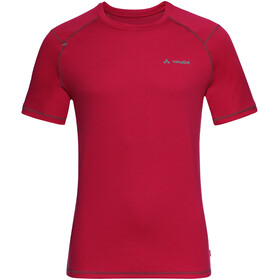VAUDE Hallett Shirt Men indian red